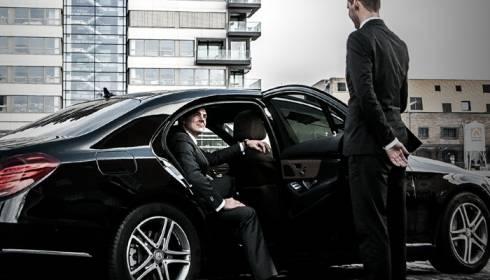 Персональный водитель премиум-класса
