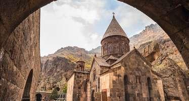 Signature Series Journey to Geghard Monastery