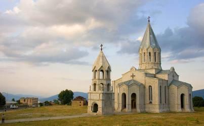 St Ghazanchetsots church