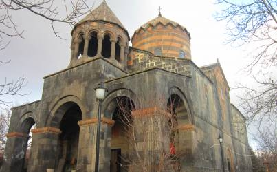 Mughni, St. George church