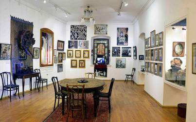 Parajanov house-museum