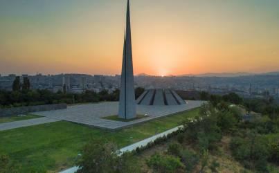 Genocide Memorial Complex (Tsitsernakaberd)