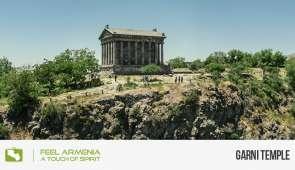 Garni Temple: The Picturesque and Unique heathen temple in Armenia