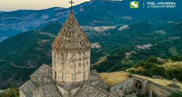 Journey to Armenia: Have a behind-the-scene look at Armenia
