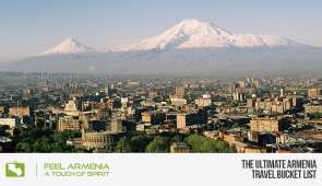 The Ultimate Travel Armenia Bucket List