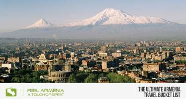 Feel The Breath of Armenia