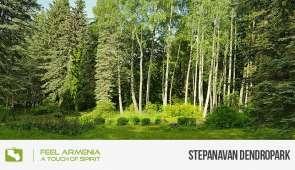 Stepanavan Dendropark: the Most Beautiful Botanical Garden in Armenia
