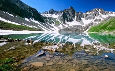 Озеро Кари