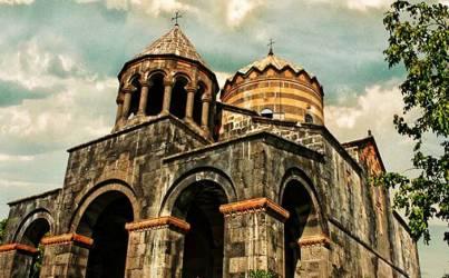 Мугни, Церковь Св. Геворга