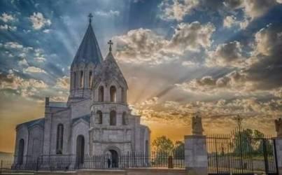 Церковь Св. Газанчецоца