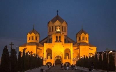 Церковь Св. Грегория Простветителя