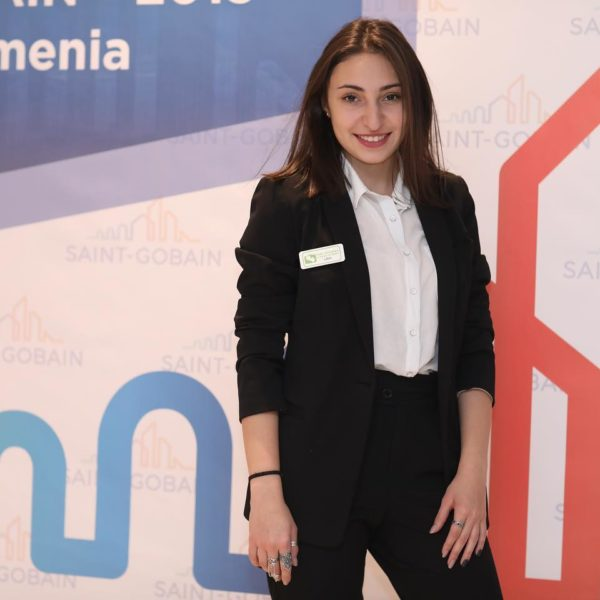 about our team: Lida Ghazaryan