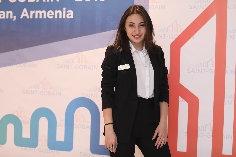 about our team: Lida Ghazaryan