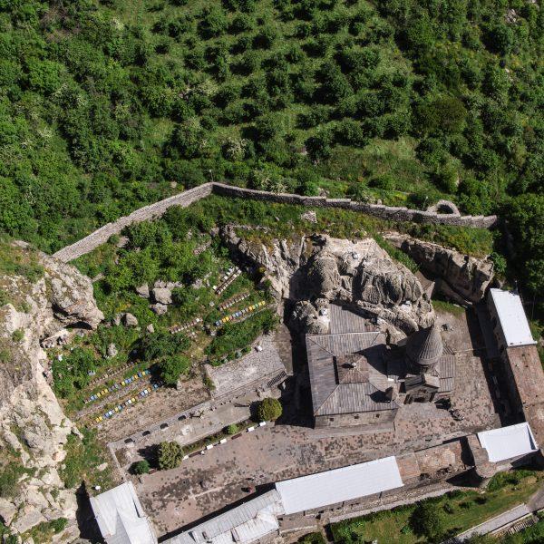 cultural tour in Armenia Geghard Monastery