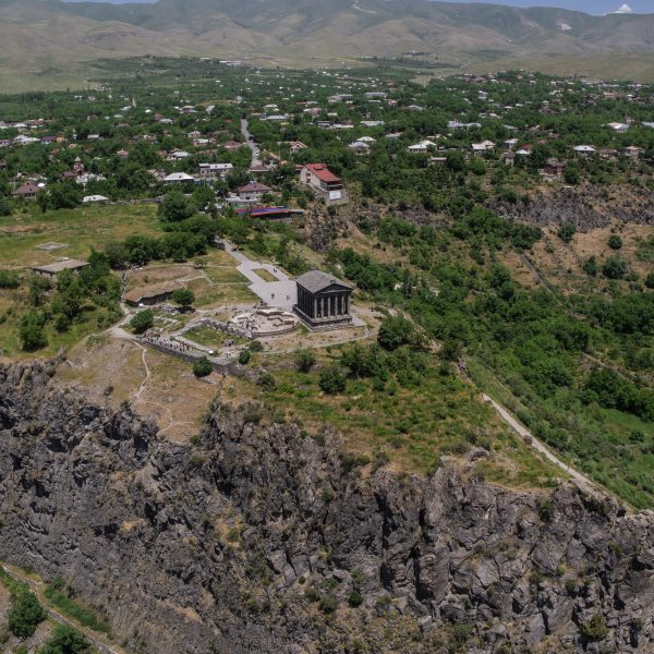 Garni temple, Armenia