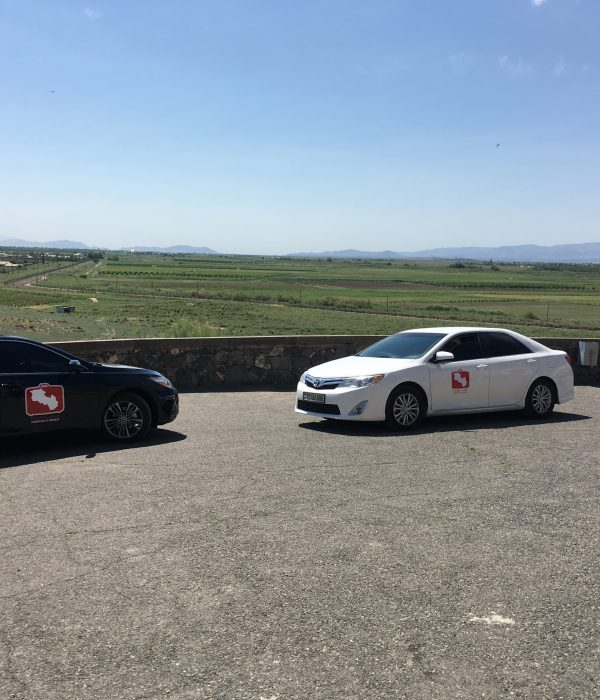 private round-trip transfer in Yerevan