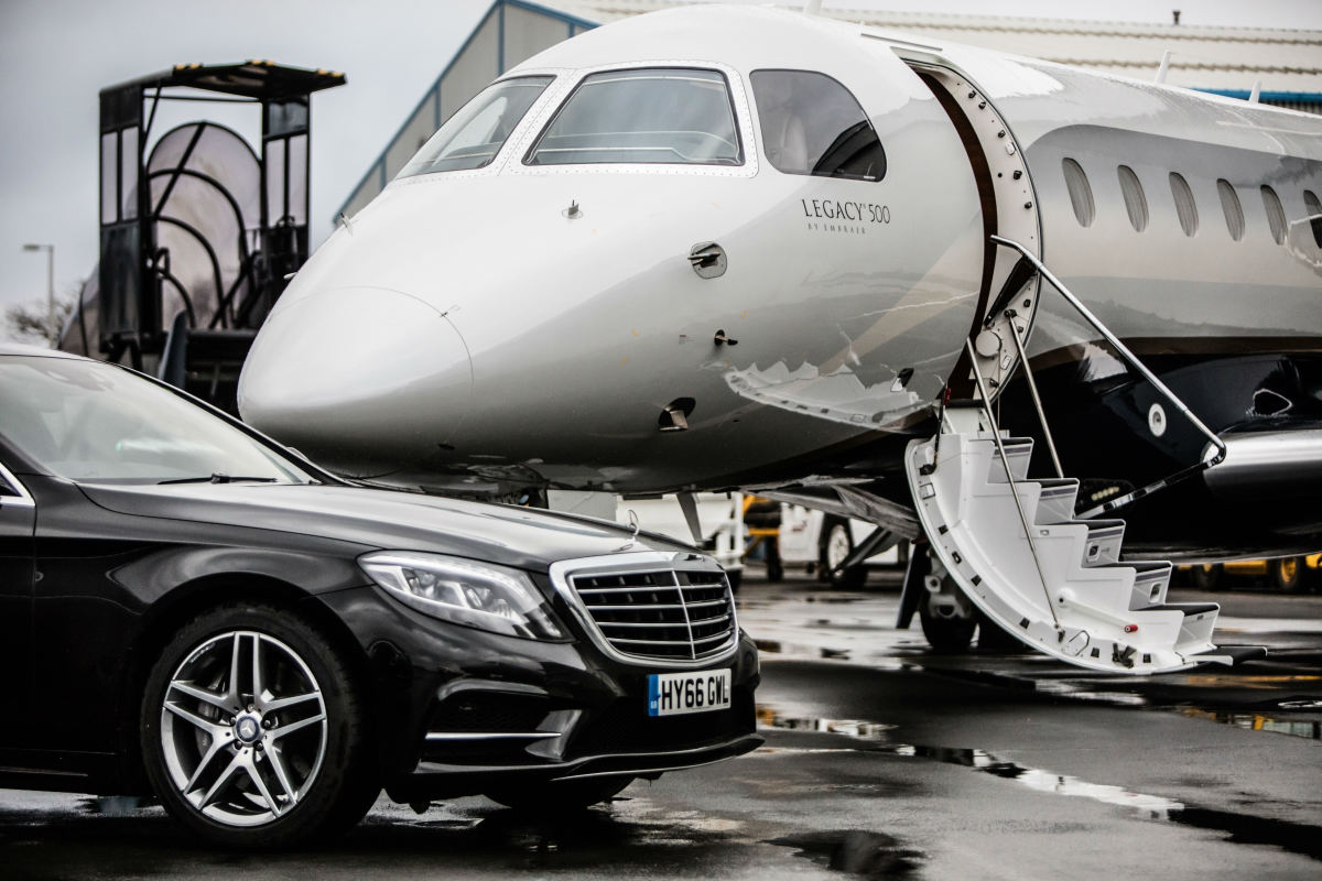 Private Jet. Premium Chauffeur Service in Armenia
