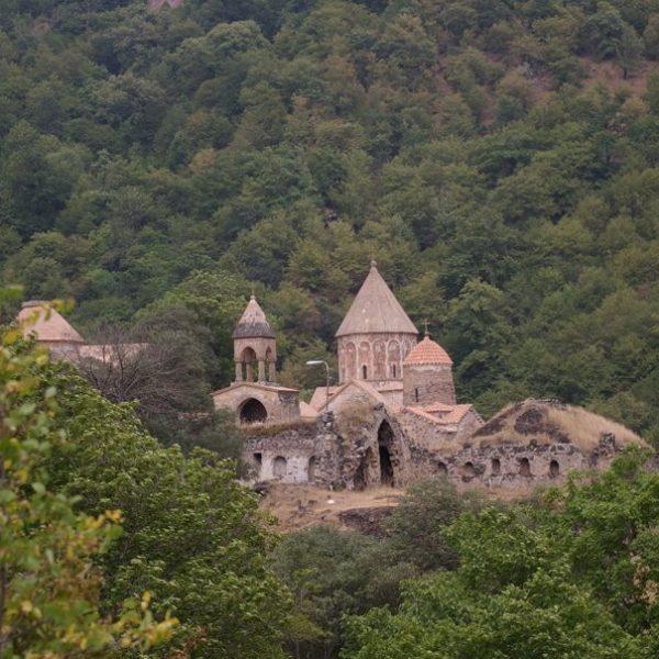 Dadivank, Armenia