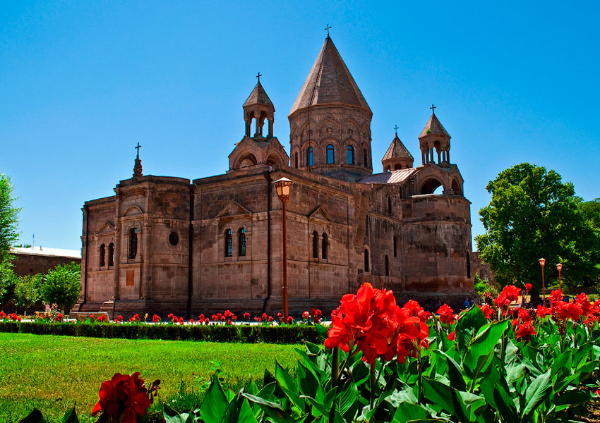 one-day tour to Etchmiadzin