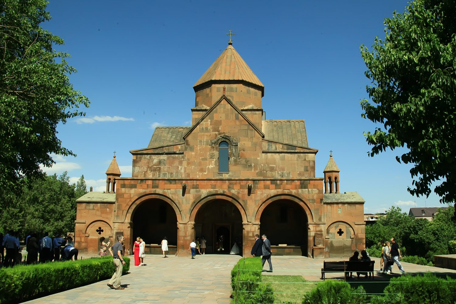 Biking Tour to Etchmiadzin (Hard 2*) - Feel Armenia
