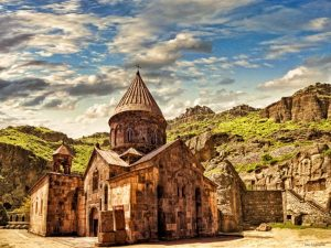 one day tour to Garni-Geghard