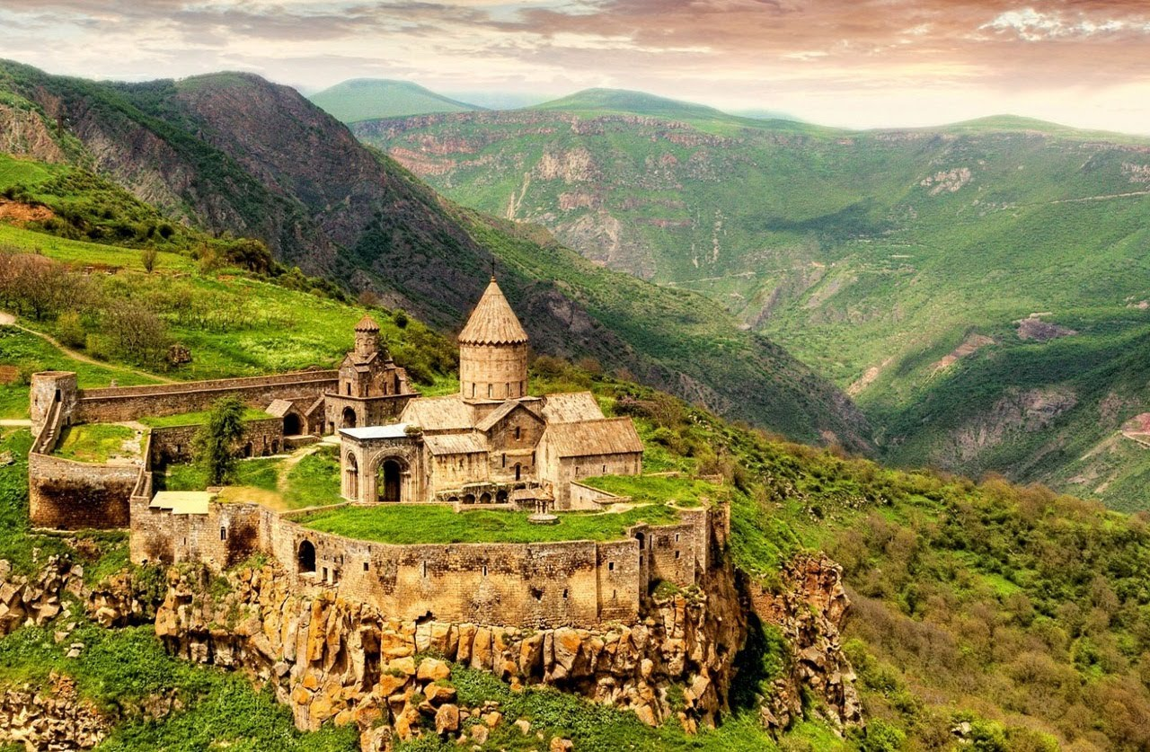 week trip to Armenia