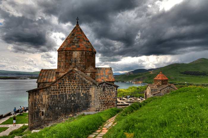 One-day trip to Sevanavank-Haghartsin