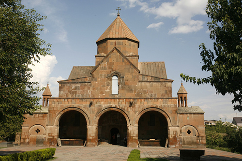 tours to ArmeniaBiking Tour to Etchmiadzin (Hard 2*) - Feel Armenia