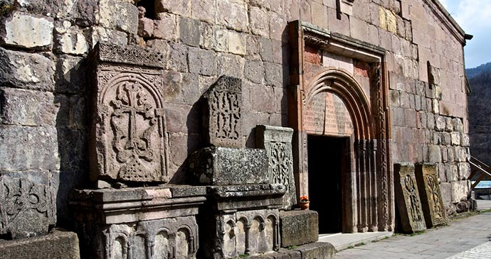 Goshavank Monastery. One-day trip to Sevanavank-Haghartsin-Goshavank