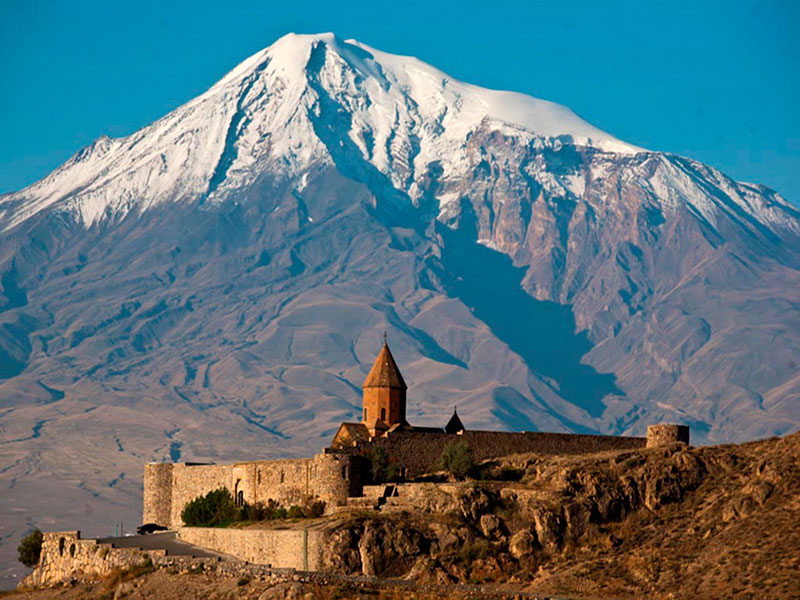 Khor Virap. 10 Most Beautiful Landscapes In Armenia - Feel Armenia Discover Armenia One-day Trip to Khor Virap-Noravank-Tatev one day tour to Khor Virap and Noravank best tours in Armenia tours to Armenia trip to Armenia