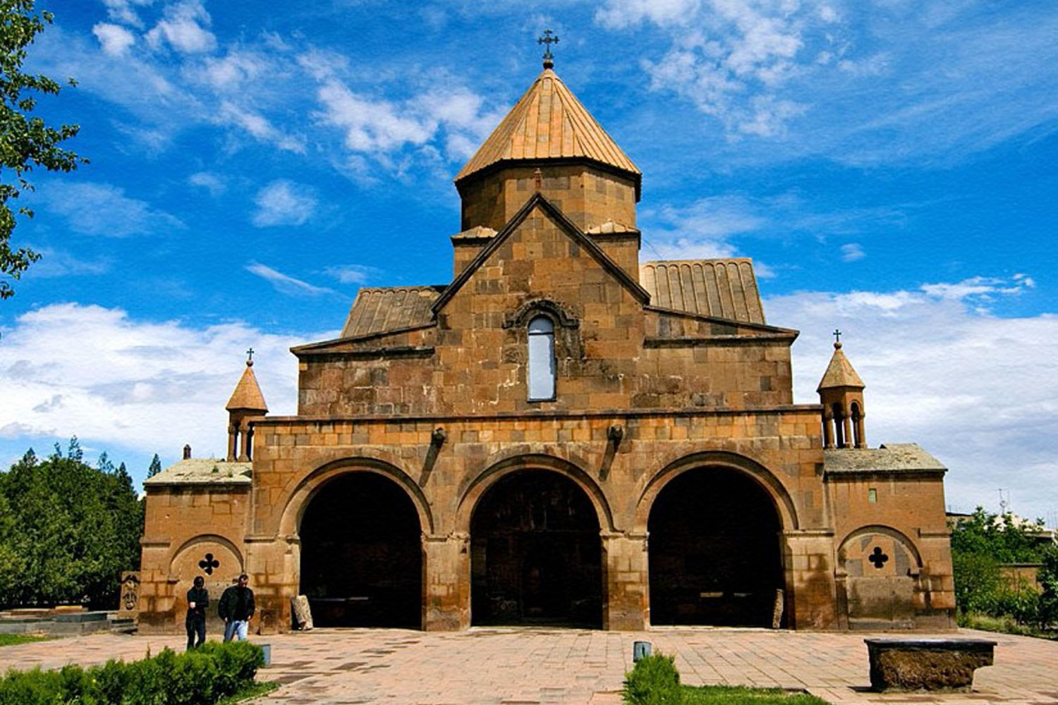 one-day tour to Etchmiadzin: St Gayane best tours in Armenia St. Gayane