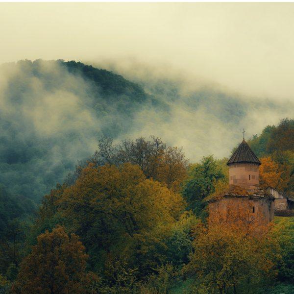 Goshavank monastery