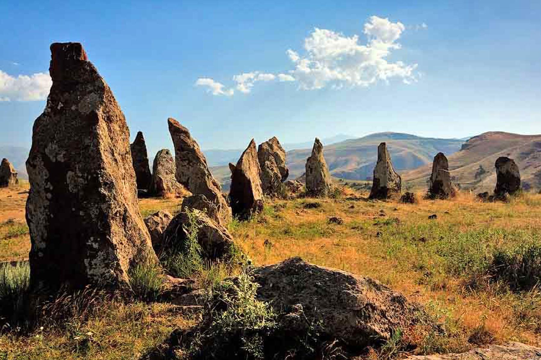 Karahunj Travel to Armenia