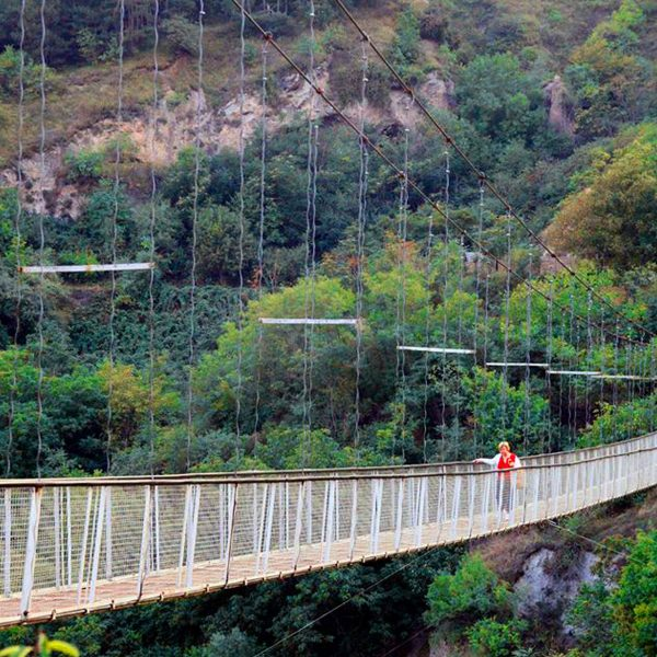 off the beaten path Armenia Khndzoresk