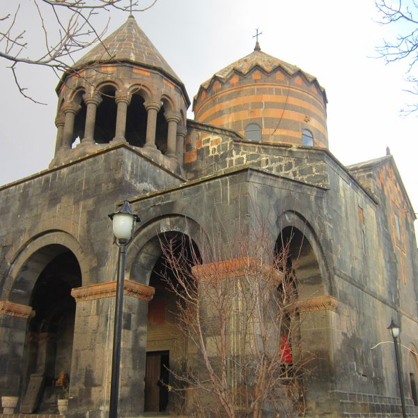 Mughni, St. George church