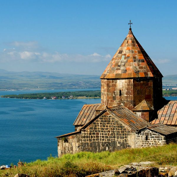 hiking in Dilijan biking tour in Armenia solo travel to Armenia trip to Armenia Sevanavank