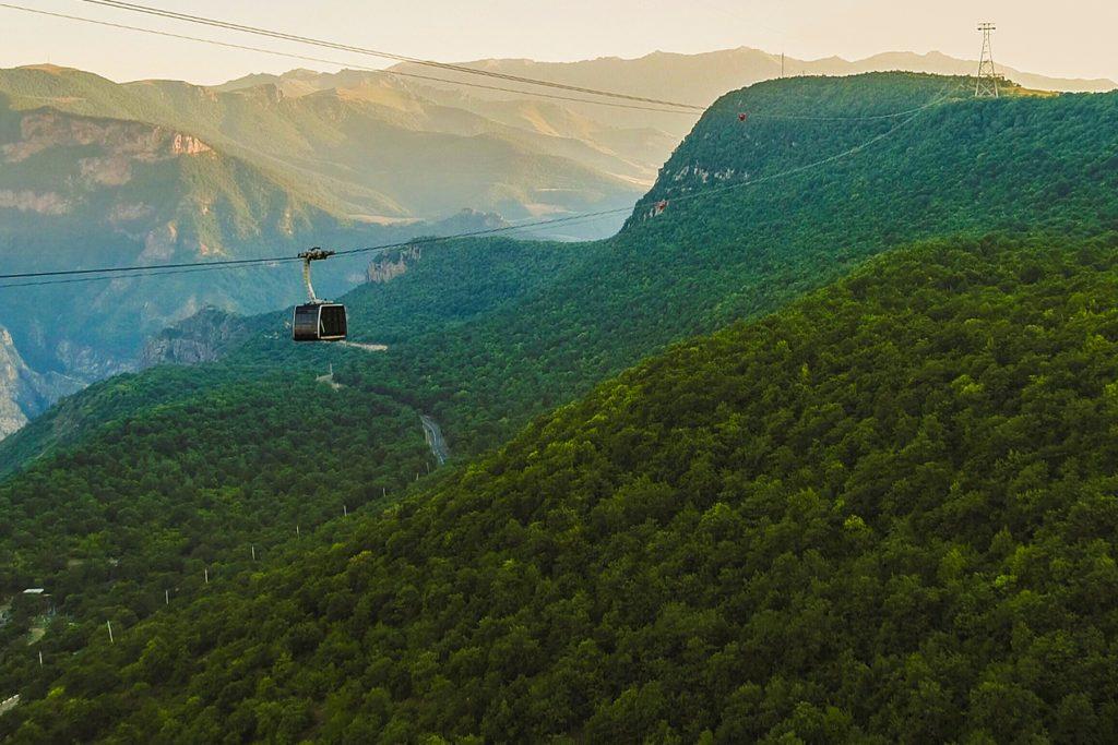 Wings of Tatev: Travel to Armenia