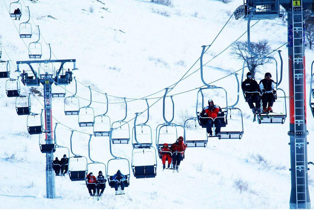 tsaghkadzor: Winter Holidays in Armenia
