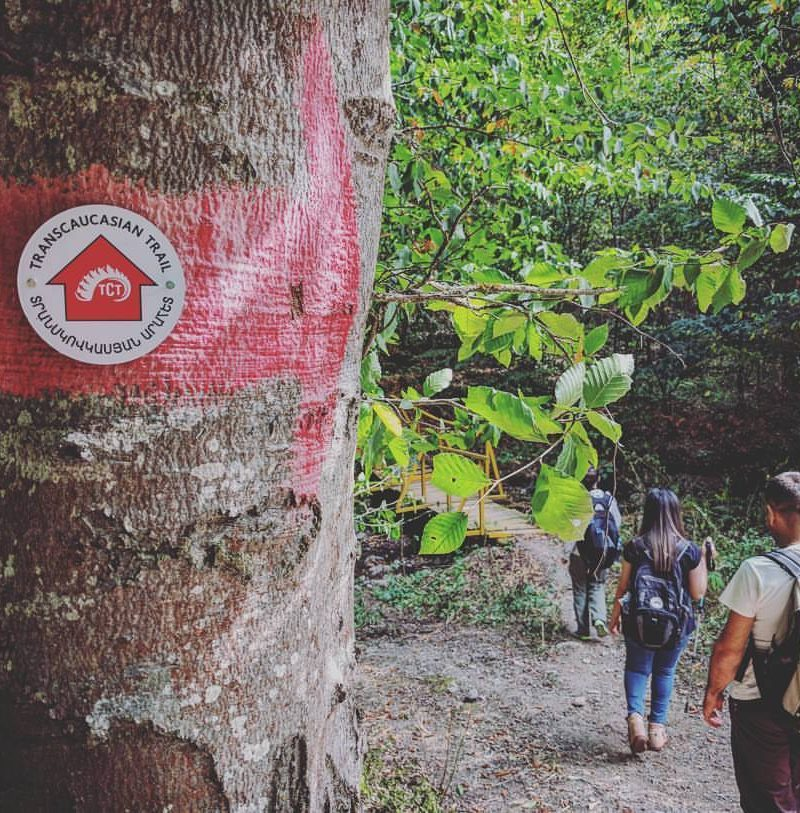 hiking in Dilijan hiking tour in Armenia off the beaten path Armenia hiking in Armenia