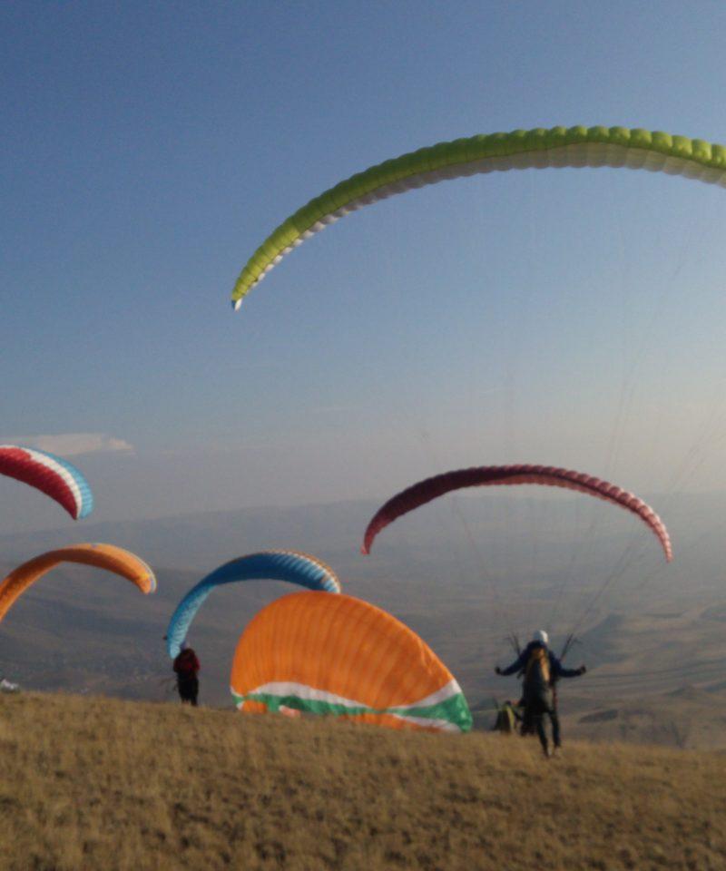 Adventure in Armenia