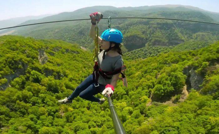 solo trip to armenia