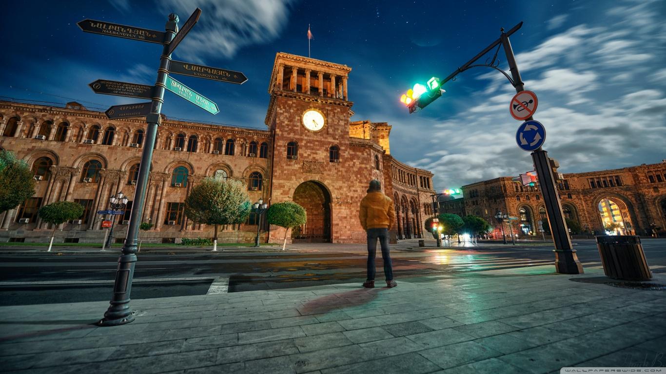 Yerevan city tour trip to Armenia