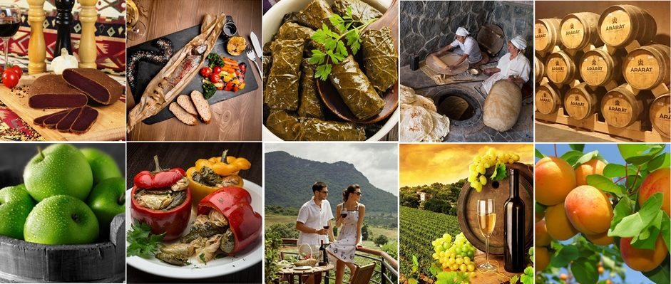 one-day tours in Armenia. 6 Unexpected Cities for the Food Lover