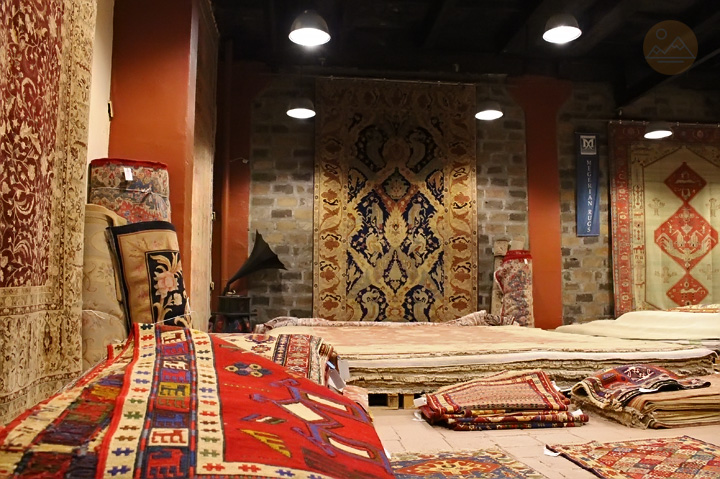Armenian Carpets: Gastronomic Tour to Armenia