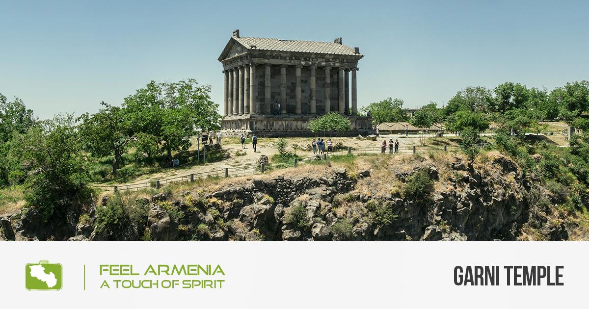 One-day tour to Garni and Geghard weekend tour in Armenia Garni Temple