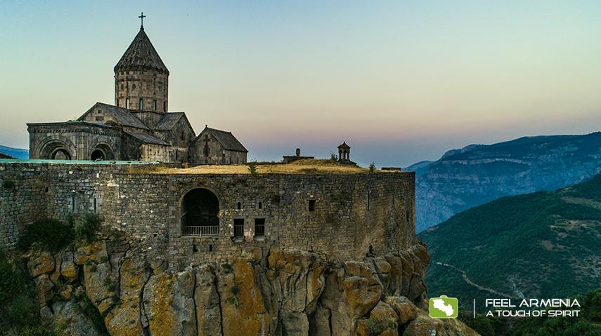 One-day Trip to Khor Virap-Noravank-Tatev best tours in Armenia Tatev Travel to Armenia