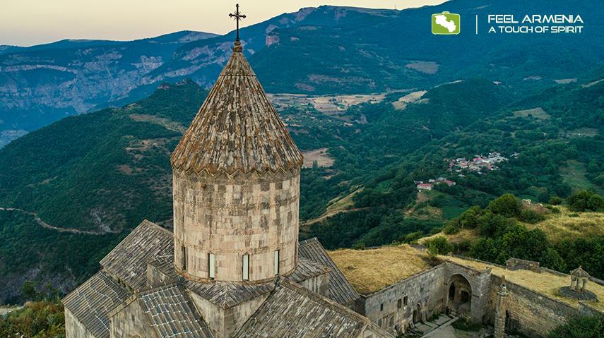 Tatev: journey to Armenia: