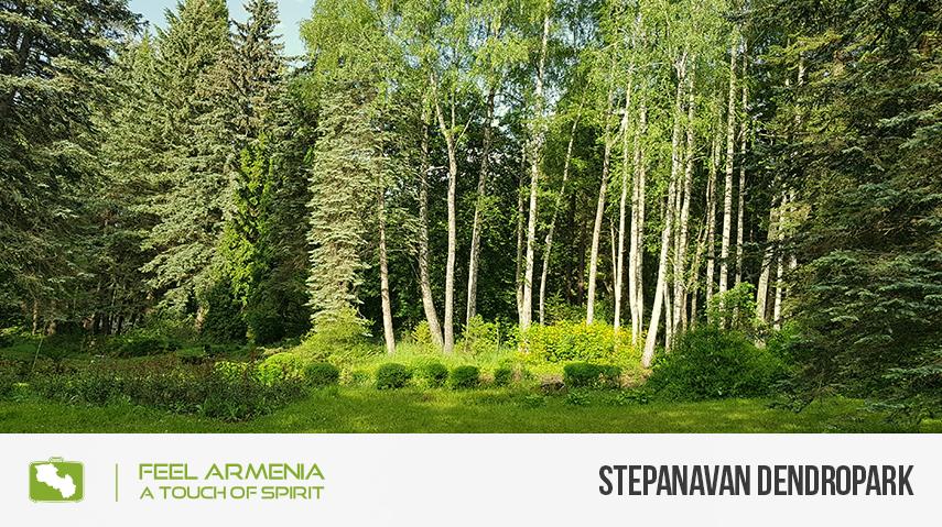 Stepanavan Dendropark