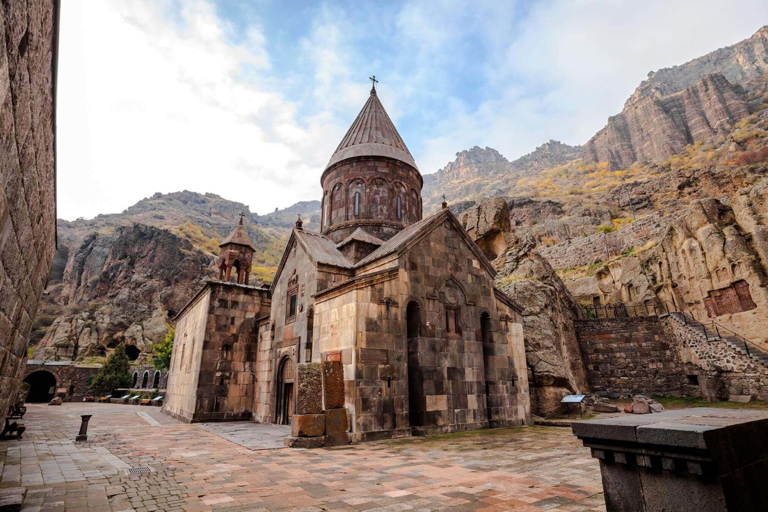 One-day tour to Garni and Geghard weekend tour in Armenia
