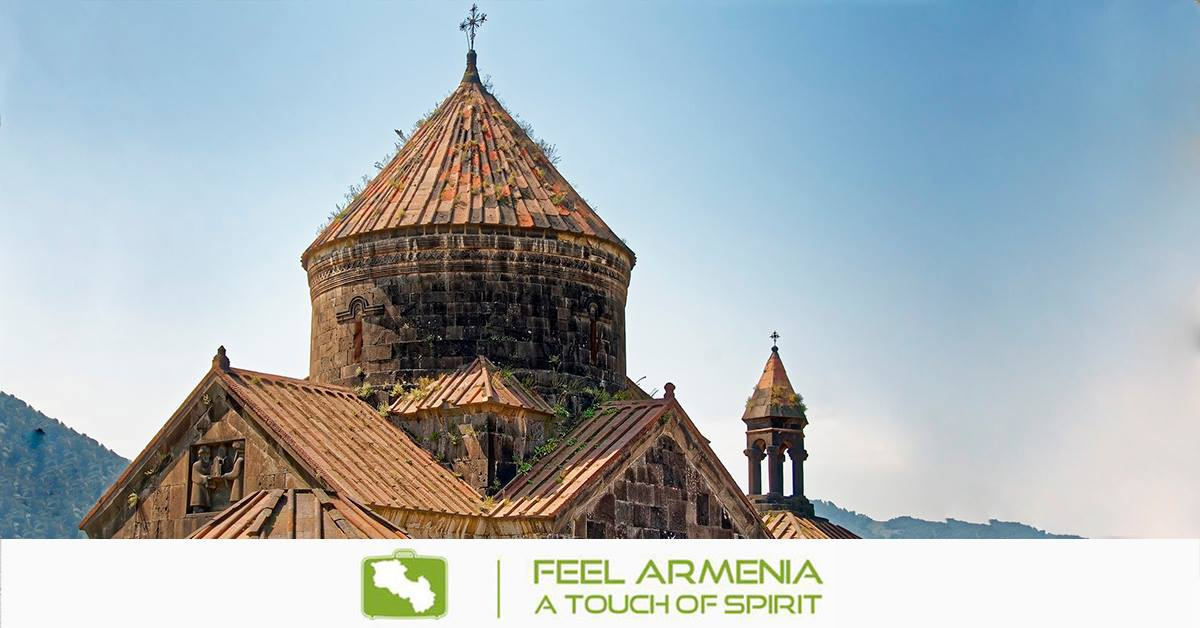 Discover Armenia One Day tour to Haghpat and Sanahin one-day trip to Sanahin-Haghpat Haghpat monastery Armenia